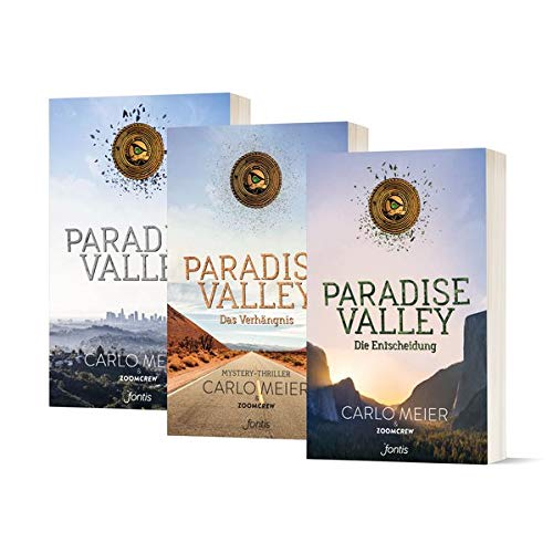 Paradise Valley – Set: Mystery-Thriller Band 1–3