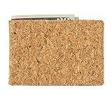 Andar Leather Slim Bifold Wallet - The Ambassador (Dark Brown)