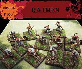 Caesar Miniatures Fantasy Series: Ratmen