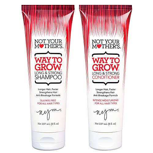 Not Your Mother's Way To Grow Shampoo & Conditioner Duo Pack 8 oz (1 of each)
