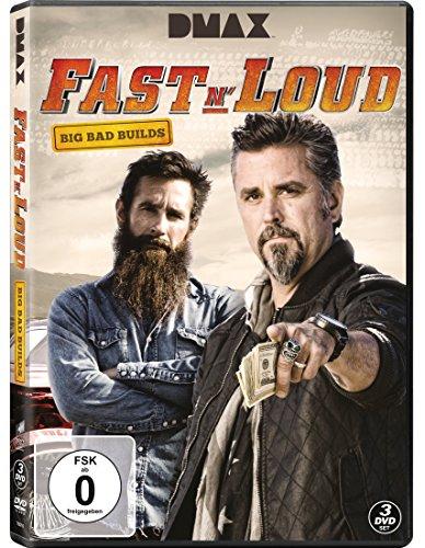 Fast N' Loud - Big Bad Builds (3 DVDs)