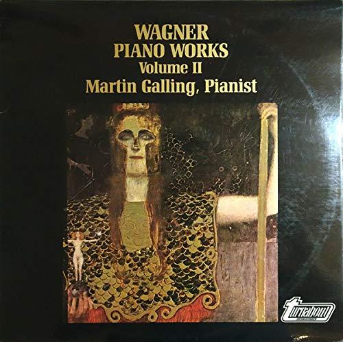Wagner Piano Works (Complete) Volume II [Vinyl LP]