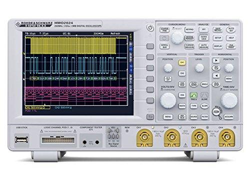 Rohde & Schwarz HMO1524 Digital-Oszilloskop, 150 MHz, 4 Kanäle
