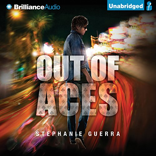 Out of Aces audiobook cover art