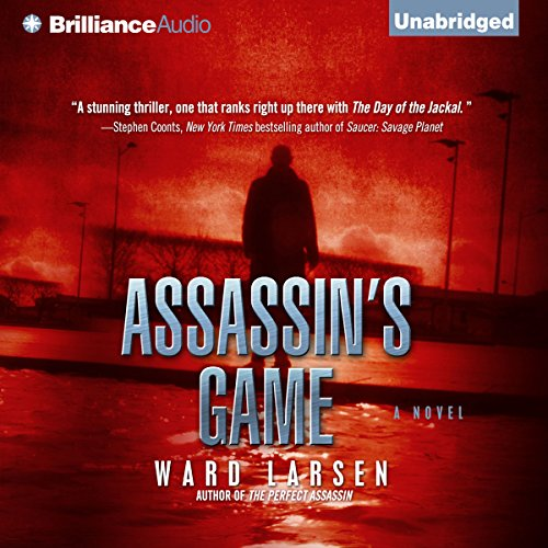 Assassin's Game cover art