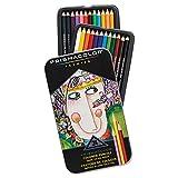 Prismacolor 3597THT Lápices de madera de colores Premier, 24 colores surtidos/juego