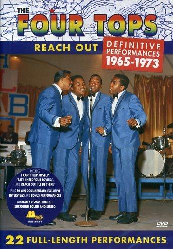 The Four Tops - Reach Out: Definitive Performances 1965 - 1973