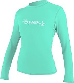 O'Neill Wetsuits Women's WMS Basic Skins Long Sleeve Sun Shirt