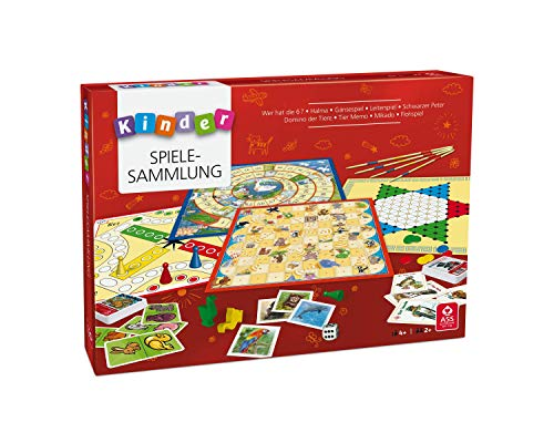 ASS Altenburger 22501343 - Kinderspielesammlung
