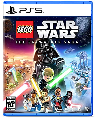Lego Star Wars: The Skywalker Saga - PlayStation 5