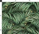 Militär, Grün, Dschungel, Blätter, Palme, Tropisch,
