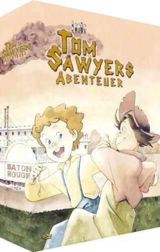 Tom Sawyers Abenteuer (5 DVDs)