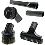 Spares2go Mini boquilla para escaleras y cepillo redondo Kit de herramientas para LG aspiradoras (32mm)