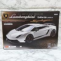 ランボルギーニ ガヤルド LP5704 スーパーレジェーラ 白 ラジコン