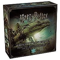Noble Collection - Puzzle Harry Potter - Evasion De La Banque Gringotts 1000Pcs - 0849421004484