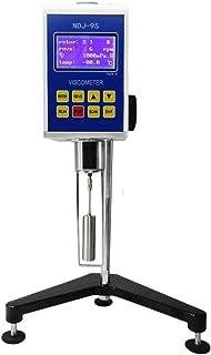 KUNHEWUHUA Digital Rotary Viscometer Viscosity Tester Meter Accuracy ±2% NDJ-9S 6,000,000 mpa.s
