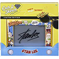 Etch A Sketch Classic Stan Lee Limited-Edition Drawing Toy