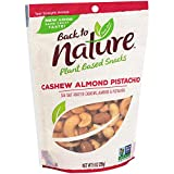 We blended together our favorite nuts to create a healthy snack you can enjoy at any time Take these along on your next outing or grab a handful when you're at work. Nature got it right Non GMO Project Verified Kosher No high fructose corn syrup or h...