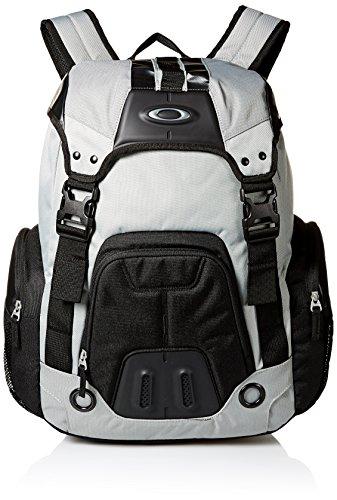 Oakley Unisex Gearbox LX Steingrau Rucksack Backpacks, Stone Grey, Einheitsgröße