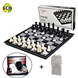 Best Chess Set For Kids - Magnetic Chess Set for Kids and Adults, Joneytech Review