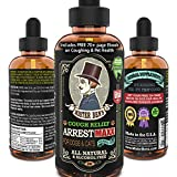 MISTER BEN'S Original Kennel Cough Relief - Arrest/MAXX Herbal Cough Suppressant for Dogs & Cats - Syrup Also relieves Hacking wheezing and Chronic coughing, Throat irritations and Trachea Damage