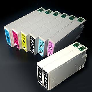むさしのメディア EPSON(エプソン) IC6CL35+BK2 (6色+黒2個) 互換インクカートリッジ ICチップ付き 残量表示対応