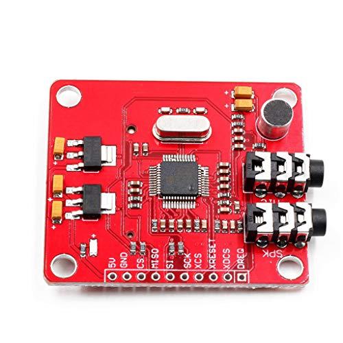 Yintiod VS1053 VS1053B MP3-Modul für Arduino UNO Breakout Board Ogg Echtzeit-Aufnahme