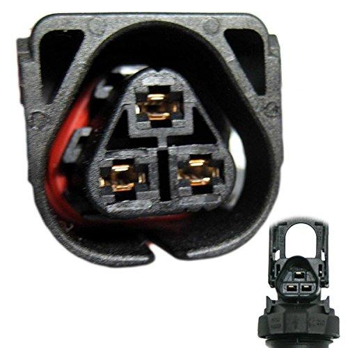 Auto vervangende stekker - bougie spoel benzine - Bosch BW 3-pole (FEMALE)