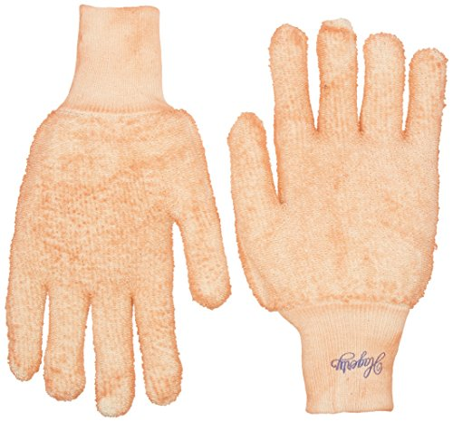 Hagerty W J & Son Hagerty 15010 Silversmiths' Gloves 1 Pair, Medium Food, Orange