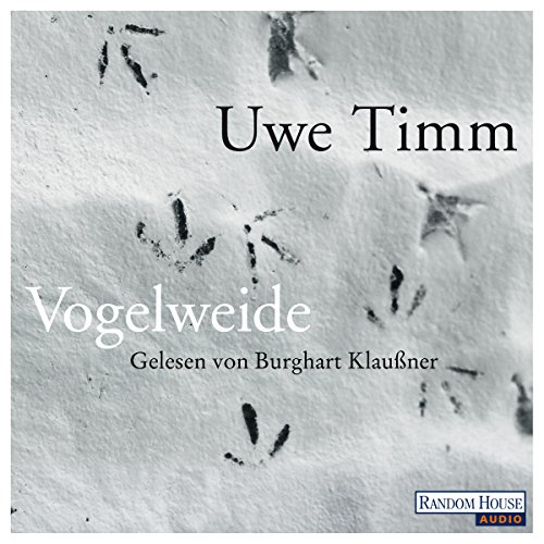 Vogelweide audiobook cover art