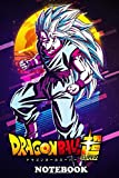 Notebook: Ssj3 Saiyan , Journal for Writing, College Ruled S