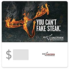 LongHorn Steakhouse has taken the best of the West and created a place where you can relax and unwind in a comfortable, inviting atmosphere. Darden Restaurants gift cards can be redeemed at any Olive Garden, LongHorn Steakhouse, Bahama Breeze, Season...