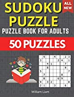 The Ultimate Sudoku Intermediate Level For Adults (Activity Books)