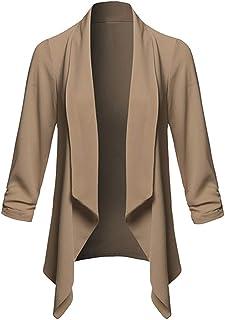 df01a215a6 Amazon.it: Taglie Forti Donna - Tailleur e giacche / Donna ...