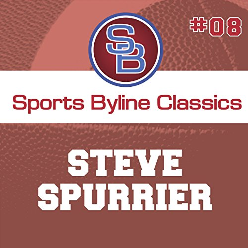 Sports Byline: Steve Spurrier copertina