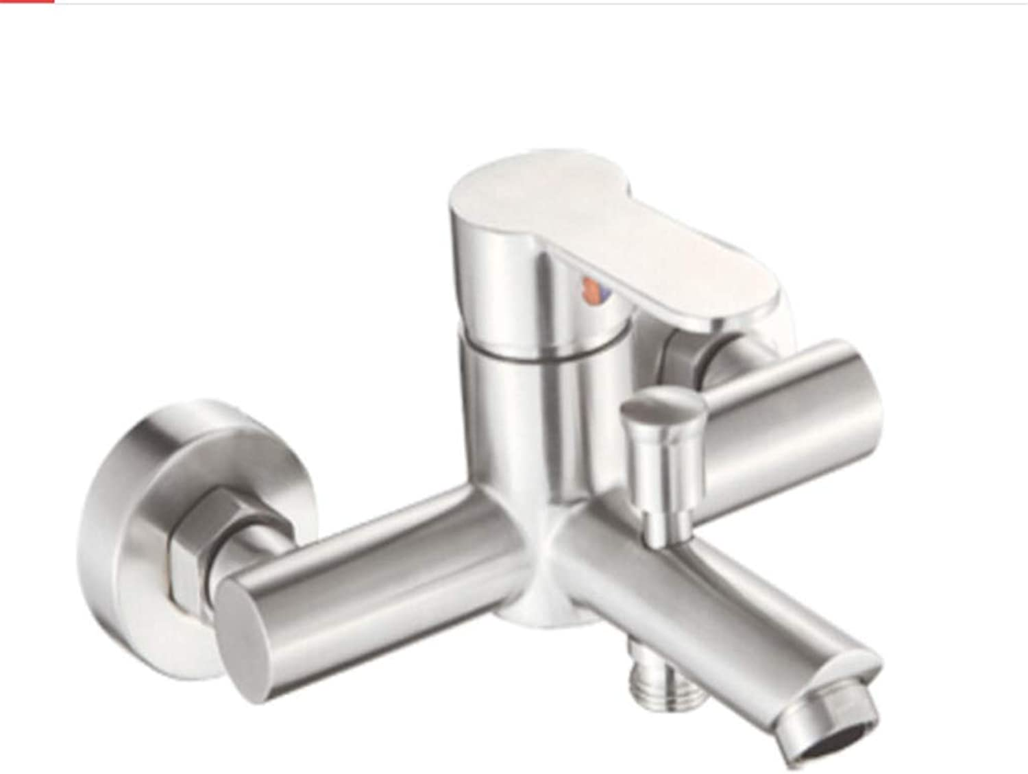 Counter Drinking Designer Archbath Faucet with Down-Flow Shower Mixer Valve
