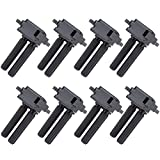 ECCPP Set of 8 Ignition Coil Packs UF504 Compatible for Jee-p Commander V8 5.7L Do-dge Challenger V8 6.4L for Chry-sler 300 V8 5.7L 5C1569 C1526