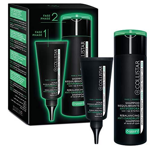 COLLISTAR Man Set Traitement Scrub et Shampooing – 200 ml