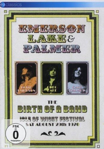 Emerson, Lake & Palmer - The Birth of a Band