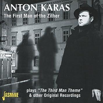 """Anton Karas plays """"The Third Man Theme"""""""