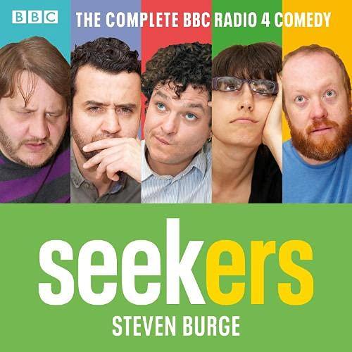 Seekers: Complete Series 1-2 cover art