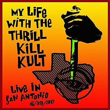 Live in San Antonio 1990