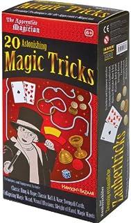 Tobar 20 Astonishing Magic Tricks, Multi-Colour, 13100