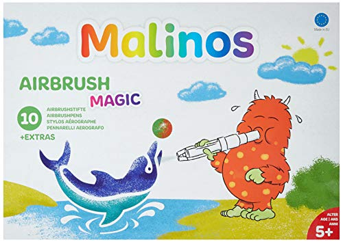 Malinos 300964 Blopens Magic Kit ,10+ extra