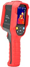 Handheld Infrared Thermal Imager, Temperature Automatic Tracking Portable IR Thermal Imager with High Temperature Sound an...