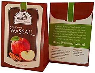 Heart Warming Wassail Mix Gift Box 5-pack