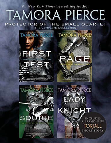 Protector of the Small Quartet: First Test; Page; Squire; Lady Knight (English Edition)