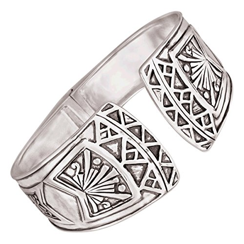 Silpada 'Willow Hinge' Sterling Silver Cuff Bracelet, 6.5'