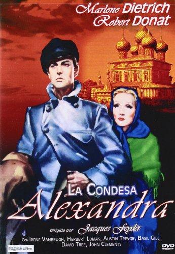 La Condesa Alexandra [DVD]