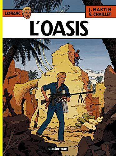 Lefranc, n° 7 : L'oasis